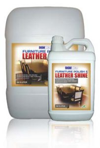 Furniture Polish  Leather Shine