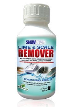 Lime and Scale Remover